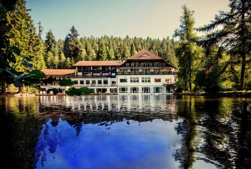 Htel Langenwaldsee  Hotel Langenwaldsee